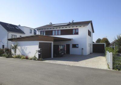 Neubau EFH, Wiedenzhausen