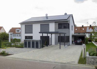 Neubau ZwFH, Odelzhausen