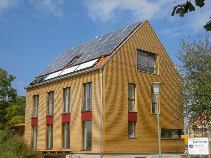 Passivhaus Neubau, EFH, Eisenhofen