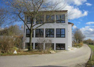 Sanierung Grundschule, Vierkirchen